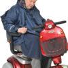 Wheely Poncho - 3 in 1 met mouwen