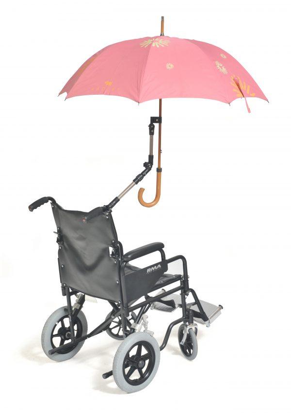 Verstelbare parapluhouder