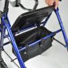Lichtgewicht inklapbare rollator 2