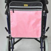 Splash rolstoeltas standaard