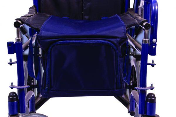Tas voor onder de rolstoelzitting