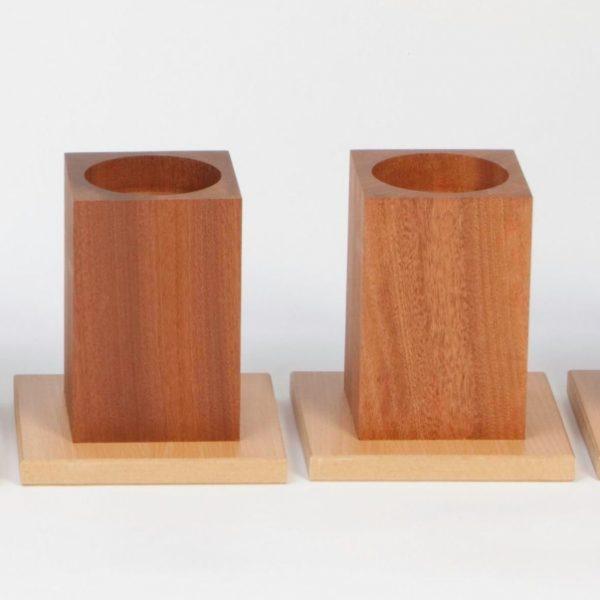 Houten verhogers 15 cm
