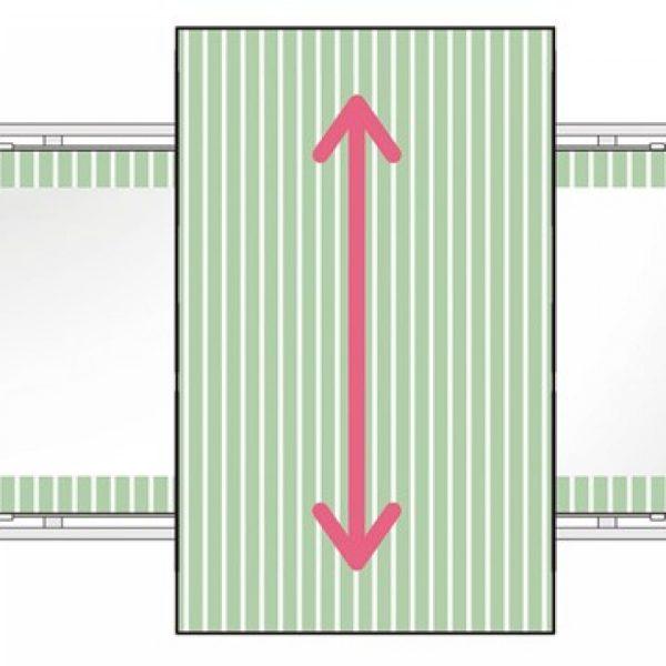 Treklaken 2D 200 x 140 cm
