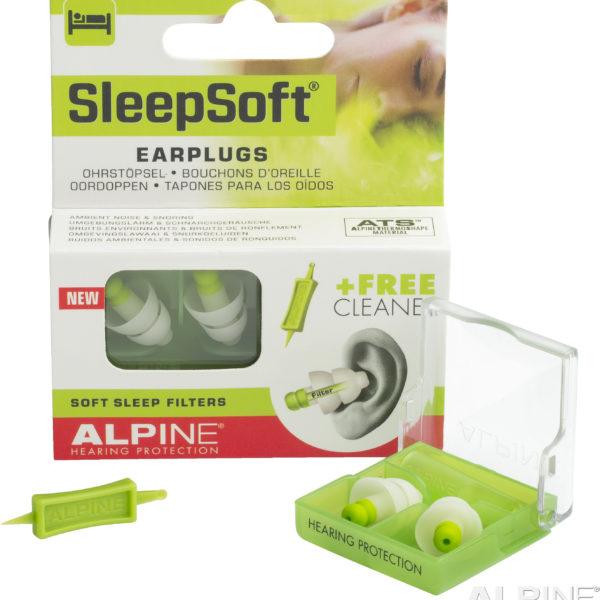 SleepSoft+ oordopjes 1 paar