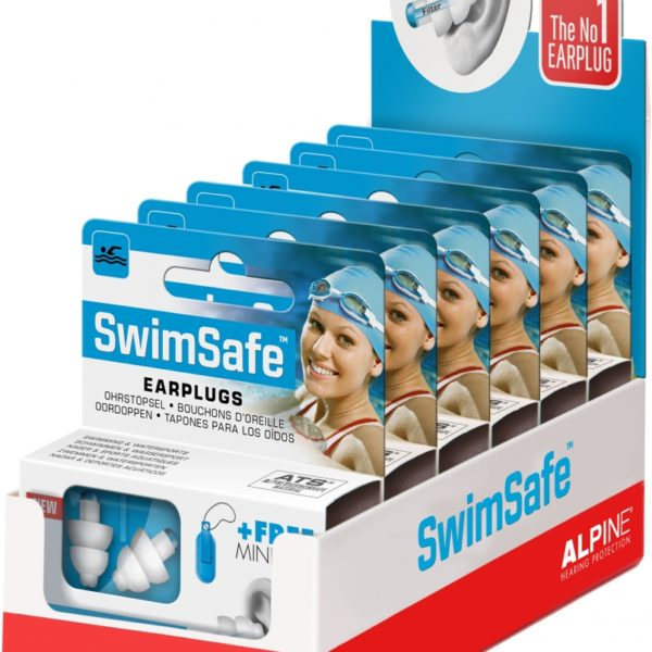 SwimSafe display 6 stuks