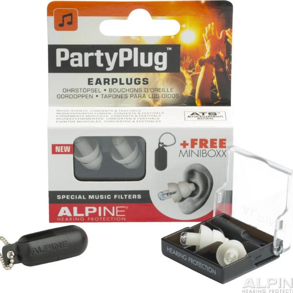PartyPlug oordopjes 1 paar