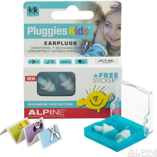 Pluggies Kids oordopjes 1 paar