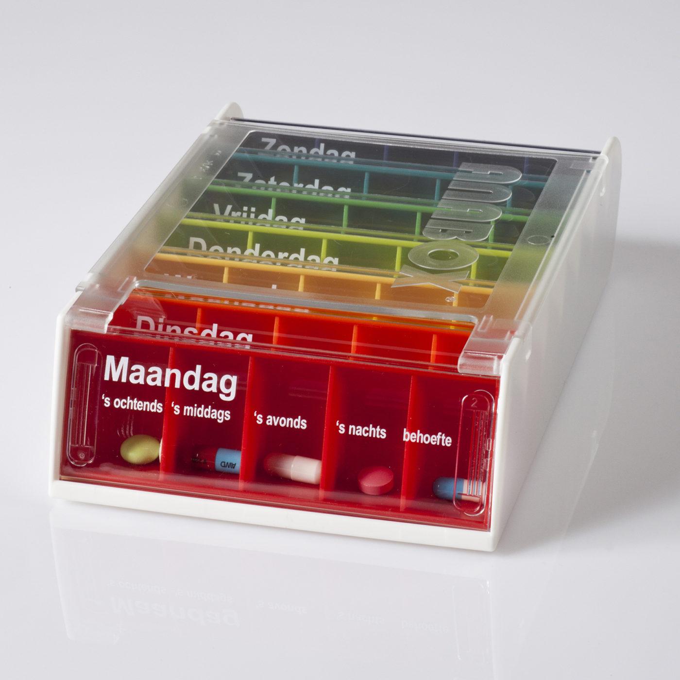 Anabox® 7 dagen in een box Nederlands of Franstalig