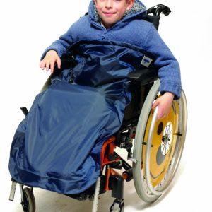 Kinder Wheely Cosy 2-6 en 7-10 jaar