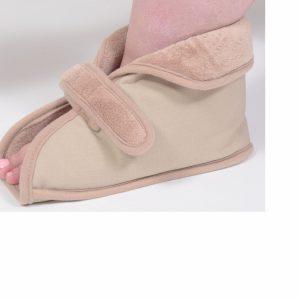 Fleece voetbeschermers schoenmaat 43 - 47