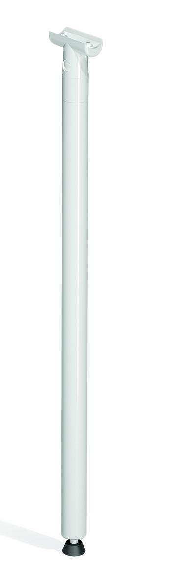 Opklapbare muursteun voetsteun 667 mm