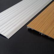 Indoor drempelhulp aluminium 96 x 14 cm