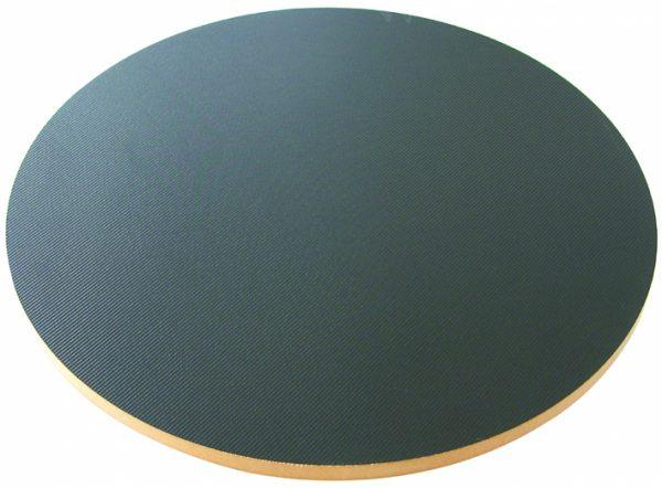 Wobble board hout 50 cm, kanteling 12 graden