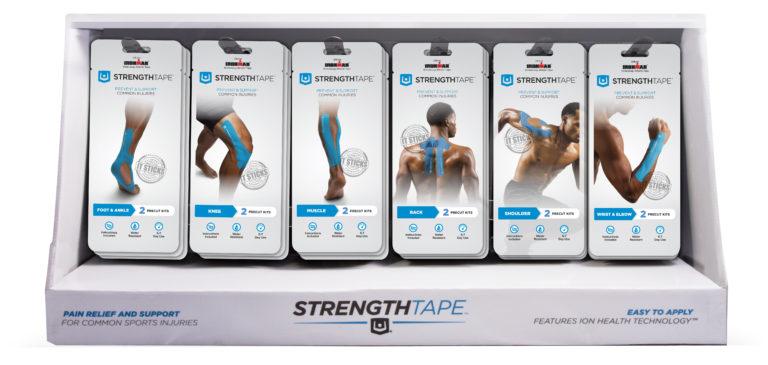 StrengthTape Display Mini kits 36 kits