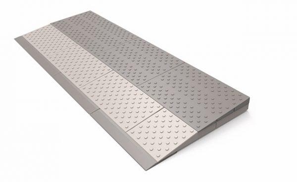 SecuCare modulaire drempelhulp 2 laags 84 x 4 x 33 cm