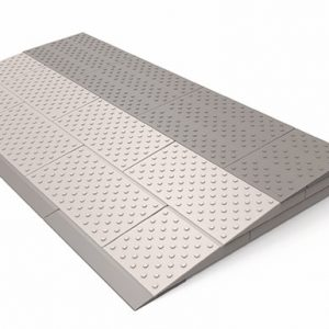 SecuCare modulaire drempelhulp 3 laags 84 x 6 x 45 cm