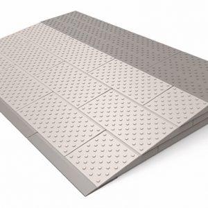 SecuCare modulaire drempelhulp 4 laags 84 x 8 x 57 cm
