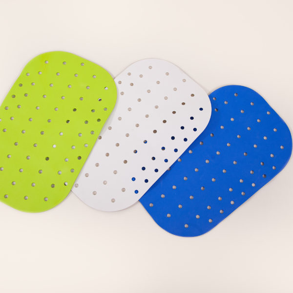 Anti-slip bad- en douchematten badmat klein Atlantis verschillende kleuren